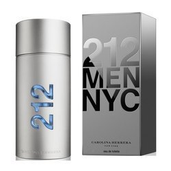 Carolina Herrera 212 Men 100ml woda toaletowa [M]